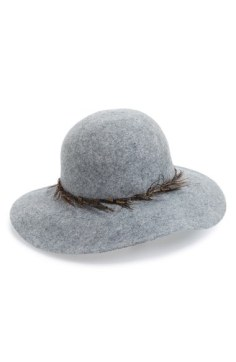 Hinge Trim Floppy Hat @ Nordstrom